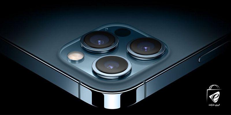 دوربین آیفون 12 پرومکس