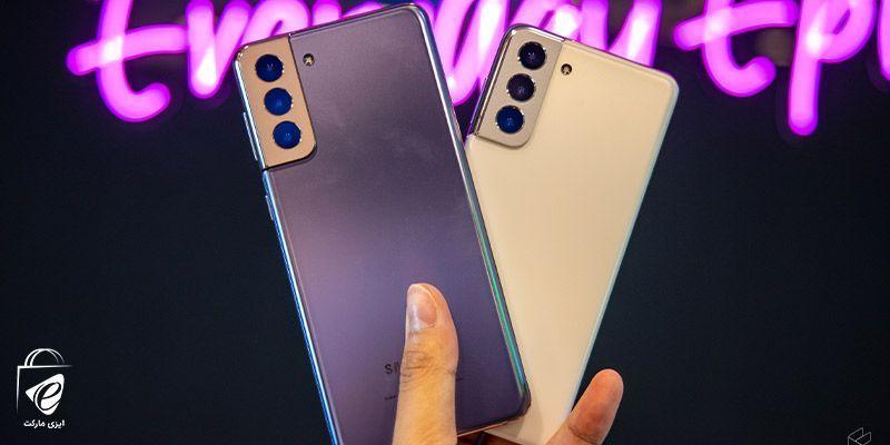 گوشی جدید سری گلکسی samsung