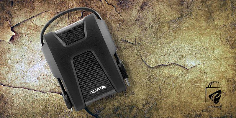هارد اکسترنال 1 ترابایت ای دیتا HD680