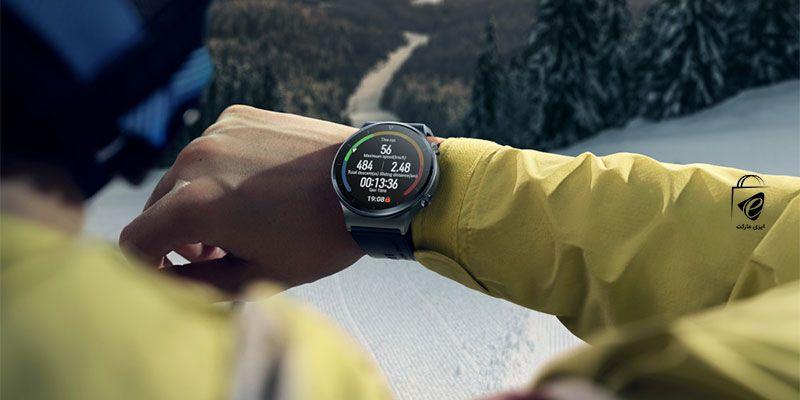 زیبایی منحصربفرد Smart watch huawei
