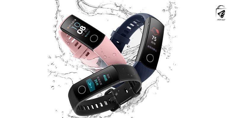 ساعتهای هوشمند هوآوی ضد آب هستند