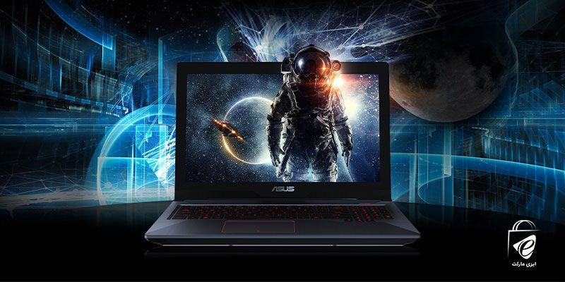 لپ تاپ های گیمینیگ ایسوس با قدرت بالا