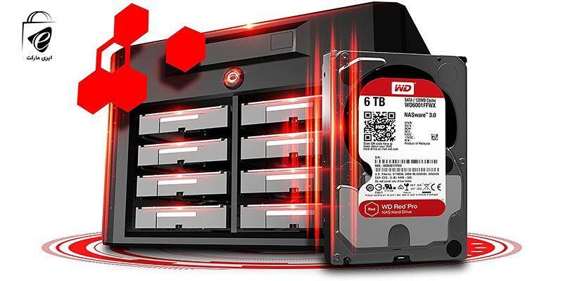 Internal hard drive یکی از بهترین هاست