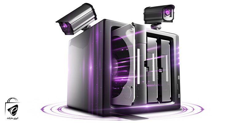 هارد وسترن دیجیتال برای دوربین های نظارتی