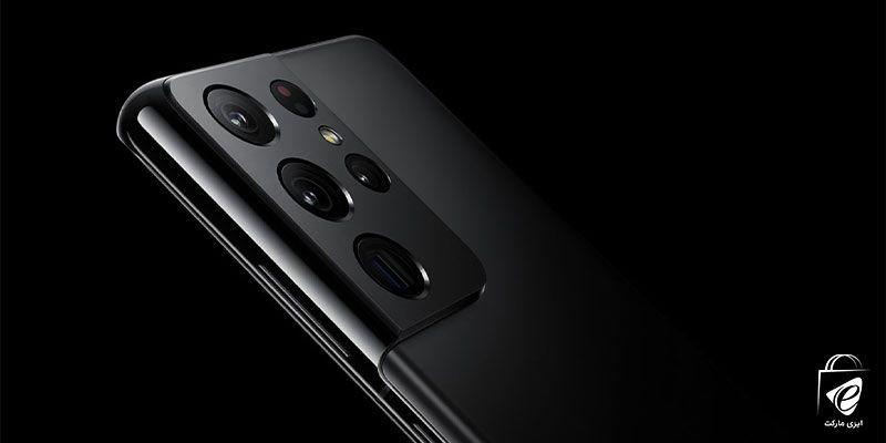 لنز تلفن همراه s21