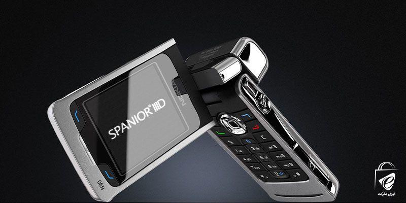 نوکیا n90، اولین گوشی با قابلیت فیلمبرداری