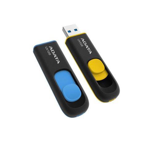فلش USB 3.2 ای دیتا UV128 ظرفیت ۳۲ گیگابایت