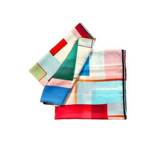روسری نخی زنانه garden of colors