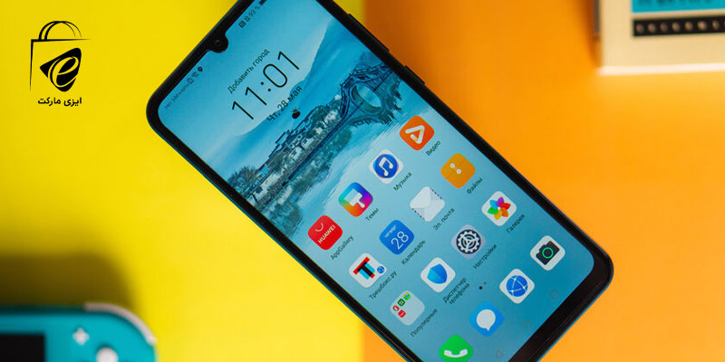 Huawei Mobile Y6p با یک صفحه نمایش بزرگ و باکیفیت!