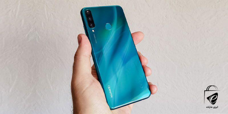Huawei Y6p Mobile خوش دست است