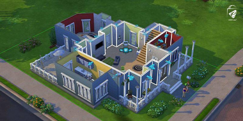 The Sims ، یکی از بازی های محبوب کامپیوتر