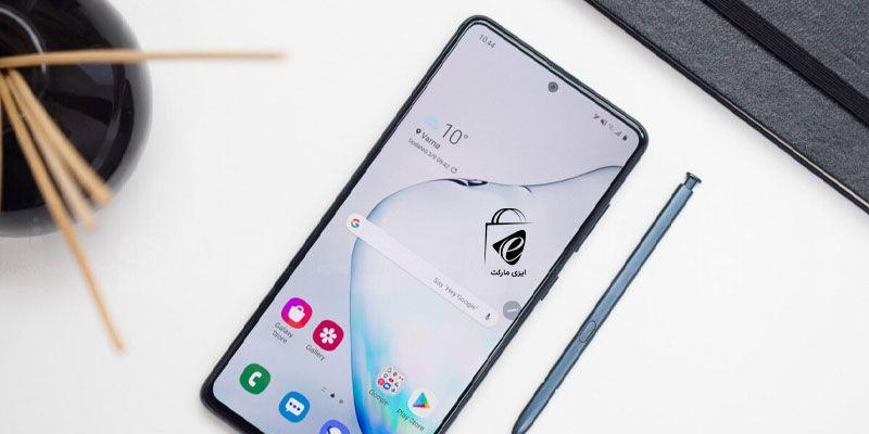 موبایل های Samsung galaxy note