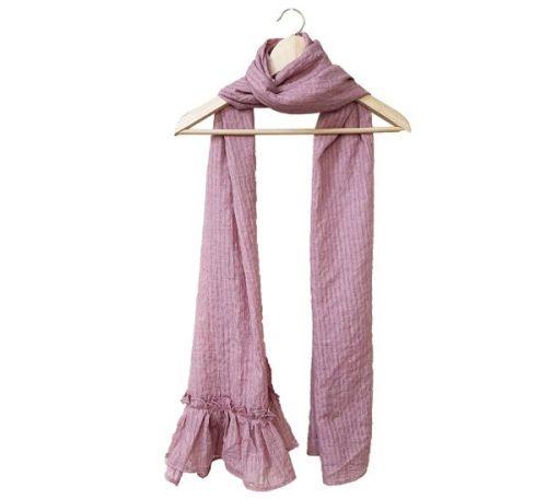 شال نخی Lavender کد SH011
