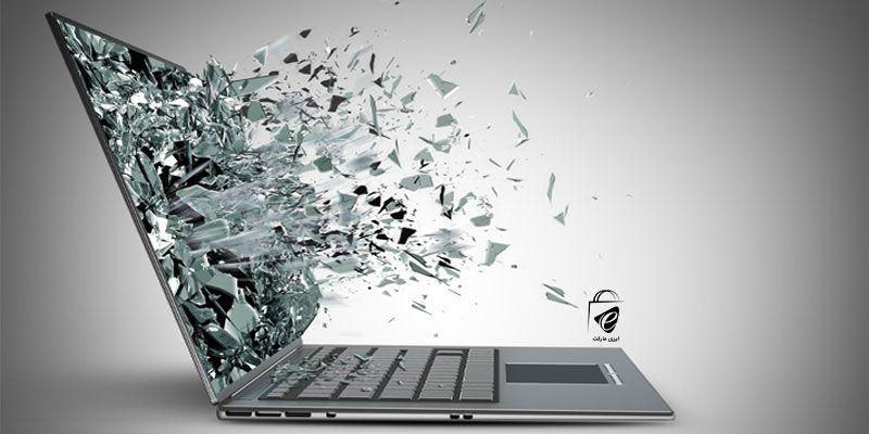 بررسی صفحه نمایش لپ تاپ